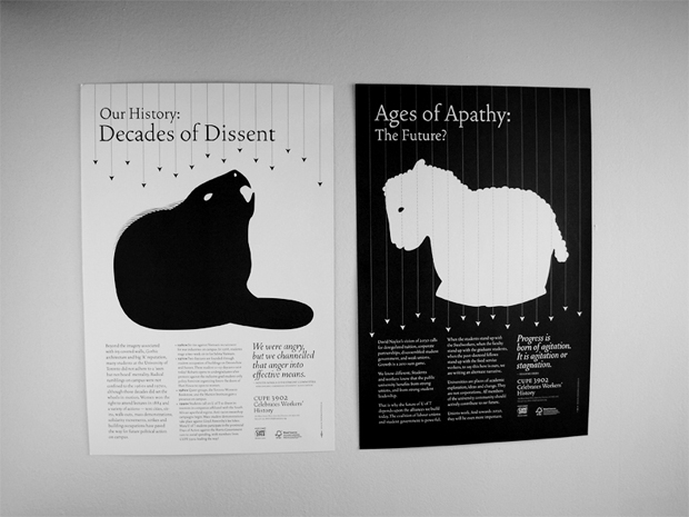 Workers' History Posters — Both