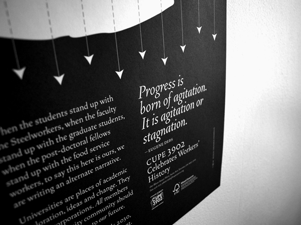 Workers' History Posters — Detail
