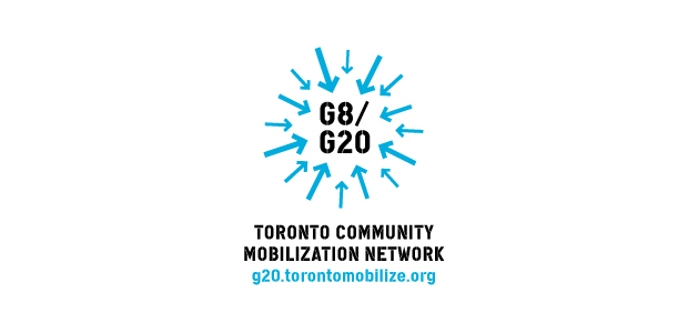 Toronto Community Mobilization Network — Logo